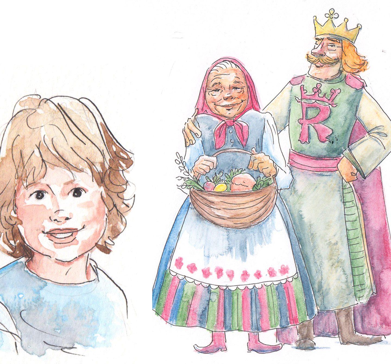 Odkrycie zmieniające patrzenie na polską tradycję wielkanocną. O tej kobiecie nikt nie mówił, do dziś…